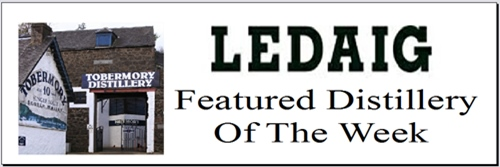 Distillery of the Week Ledaig
