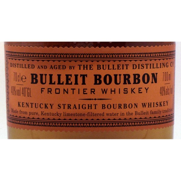 AW-B-Bulleit Bourbon-Label
