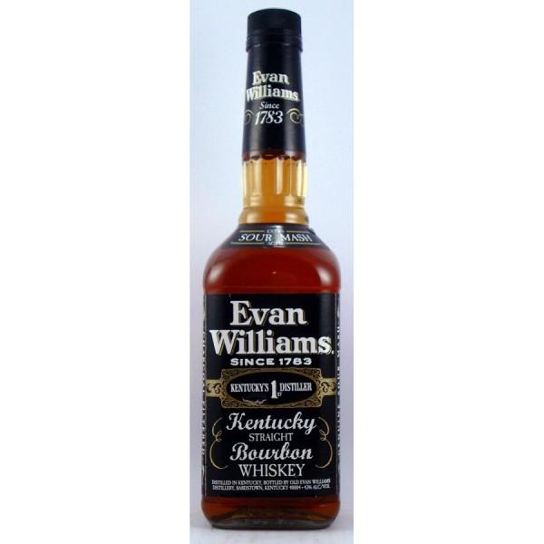 Evan-Williams-Extra Bourbon