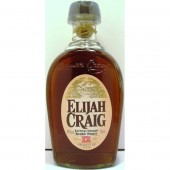 Elijah Craig 12 year old Bourbon Kentucky Straight available to buy online from specialist whisky shop whiskys.co.uk Stamford Bridge York
