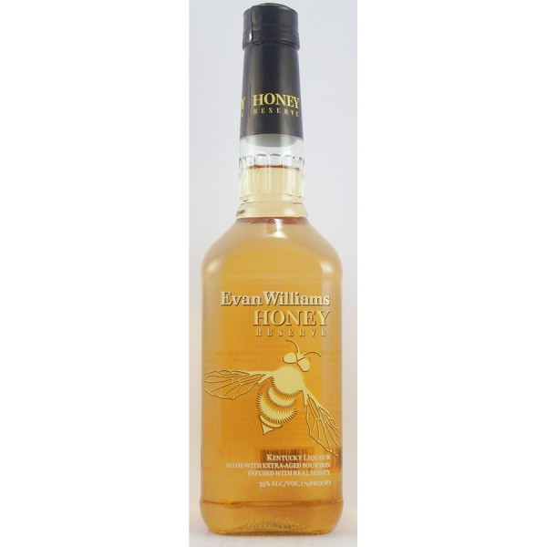Evan-Williams-Honey Reserve