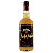 Jim Beam Maple Bourbon Liqueur available from whiskys.co.uk