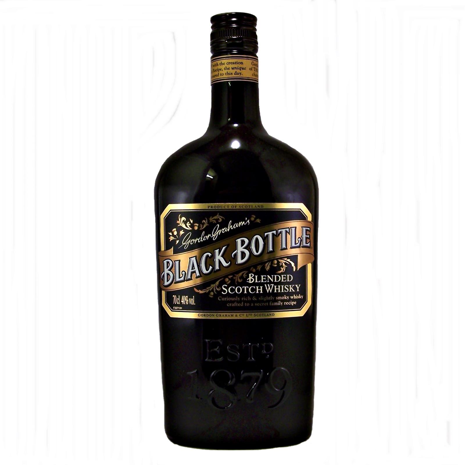 Black Bottle Scotch Whisky Buy Online Whiskys Co Uk