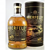 Aberfeldy 12 year old Single Malt Scotch Whisky available to buy online at specialist whisky shop whiskys.co.uk Stamford Bridge York