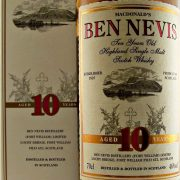 Ben Nevis Scotch Whisky 10 year old Single Malt