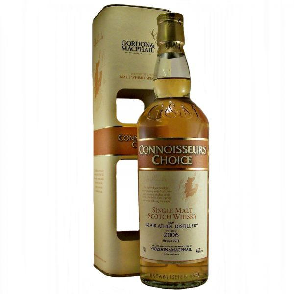Blair Athol Single Malt Whisky 2006