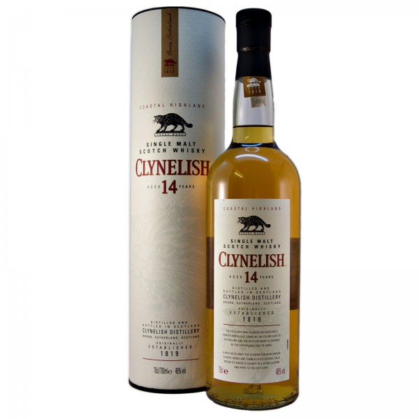 Clynelish-14year old Malt Whisky