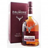 Dalmore 12 year old Malt Whisky Oloroso sherry with hints of sweet vanilla pod buy online from specialist whisky shop whiskys.co.uk Stamford Bridge York