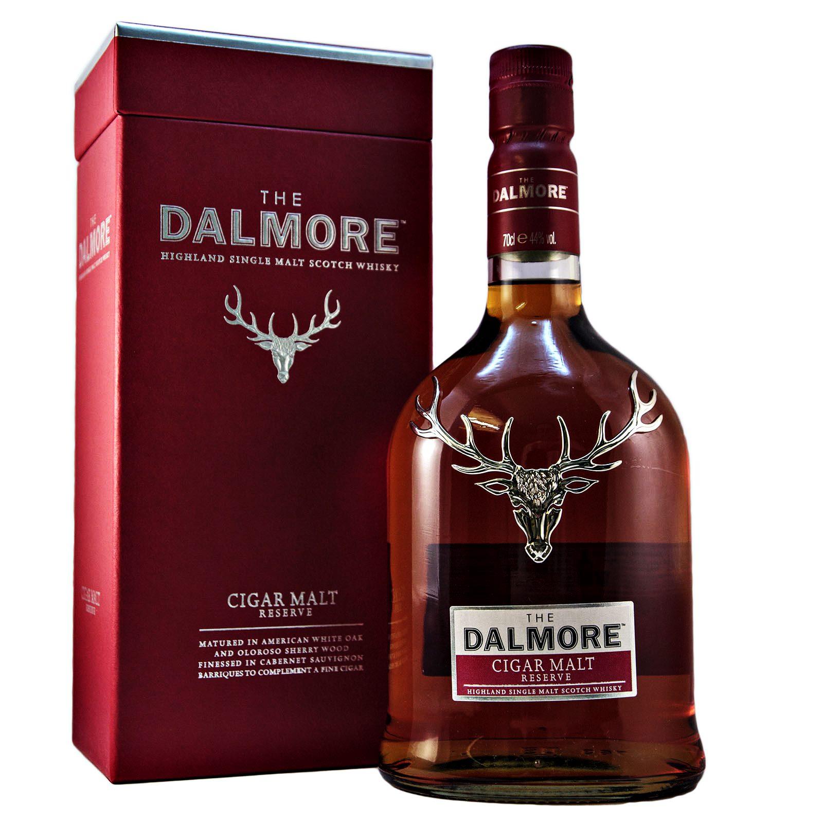 Dalmore Cigar Malt Reserve Whisky Buy Online Whiskys Co Uk