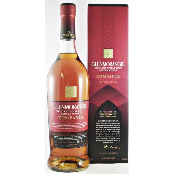 Glenmorangie-Companta Whisky