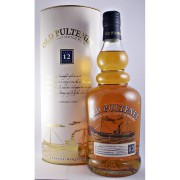 Old Pulteney 12 year old Single Malt Whisky distillery edition available to buy online from specialist whisky shop whiskys.co.uk Stamford Bridge York