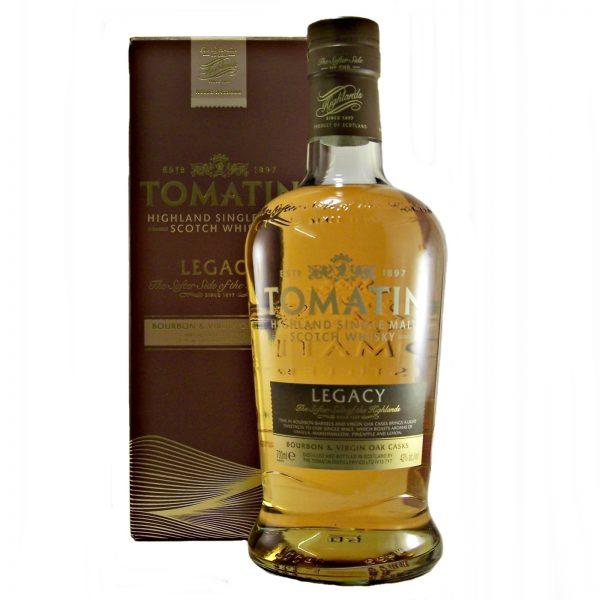 Tomatin Legacy Single Malt Whisky