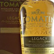 Tomatin Legacy Single Malt Whisky Bourbon Casks