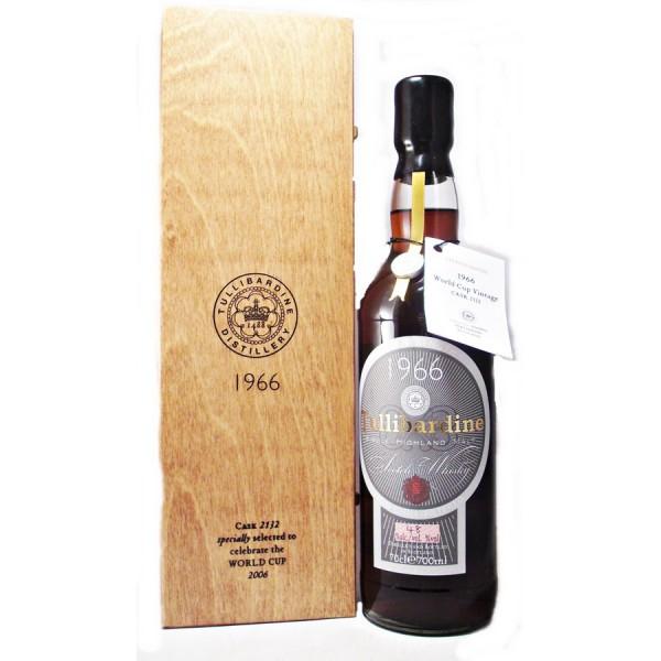 Tullibardine 1966 World Cup Whisky
