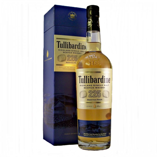 Tullibardine Sauternes Finish Malt Whisky