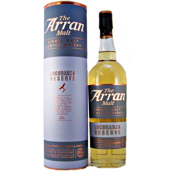 Arran Lochranza Malt Whisky