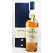 Talisker 10 year old Malt Whisky A rich dried-fruit sweetness with clouds of smoke buy online specialist whisky shop whiskys.co.uk Stamford Bridge York