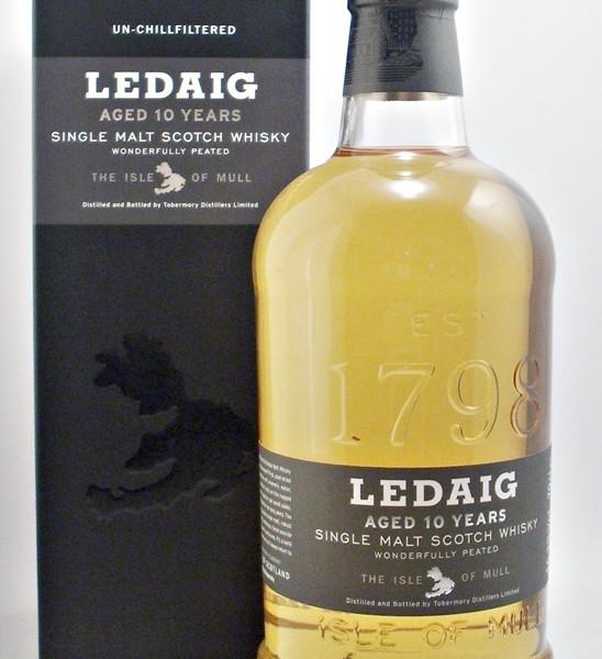 Ledaig 10 Malt Whisky