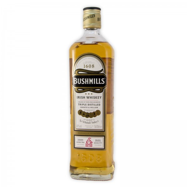 Bushmills-White Irish  Whiskey