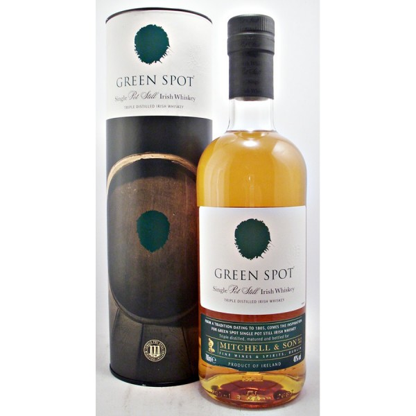 Green-Spot-Pot-Still Whiskey