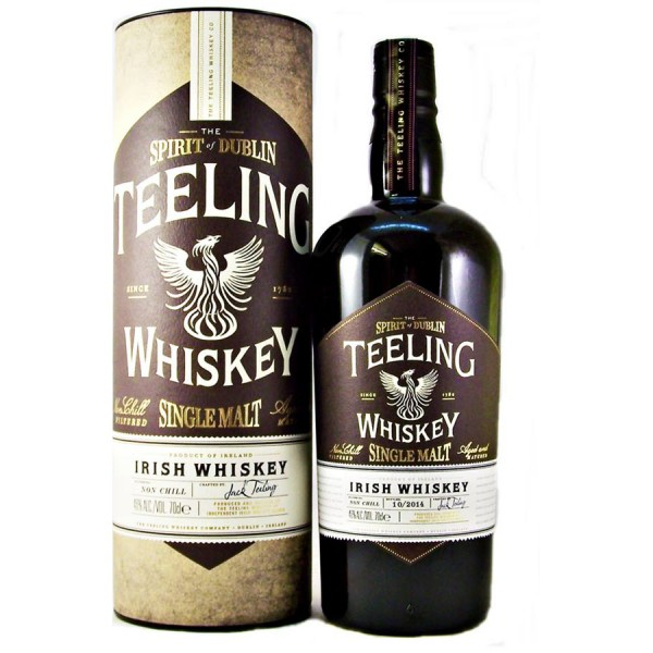 Teeling-Single-Malt-Irish Whiskey