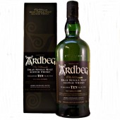 Ardbeg 10 year old Single Malt Whisky Distillery Edition available to buy online from specialist whisky shop whiskys.co.uk Stamford Bridge York