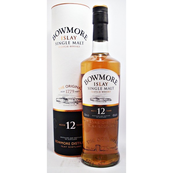 Bowmore-12yo Malt Whisky