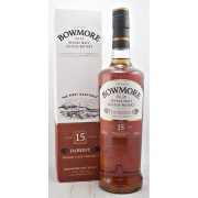 Bowmore 15 year old Darkest Sherry Casked available to buy online at specialist whisky shop whiskys.co.uk Stamford Bridge York