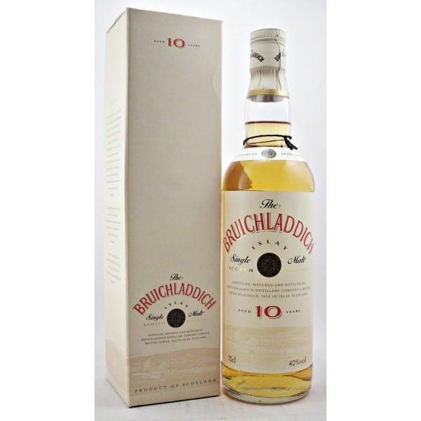 Bruichladdich-10yo Malt Whisky