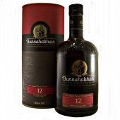 Bunnahabhain 12 year old Single Malt Whisky at whiskys.co.uk