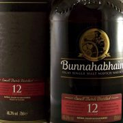 Bunnahabhain 12 year old Islay Single Malt Whisky