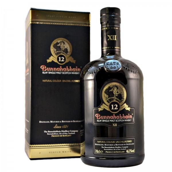 Bunnahabhain-12 Malt Whisky