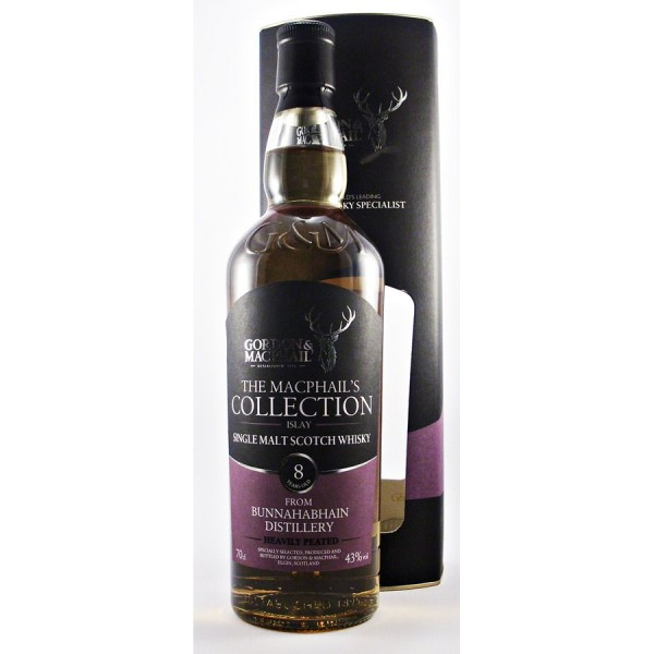 Bunnahabhain-8 Malt Whisky