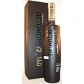 Bruichladdich Octomore 02.1 Edition heavily peated malt whisky available to buy online from specialist whisky shop whiskys.co.uk Stamford Bridge York