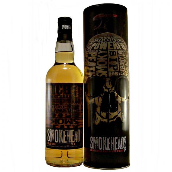 Smokehead Rock Edition Single Malt Whisky