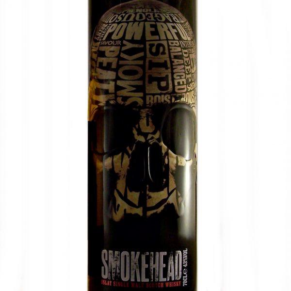 Smokehead Rock Edition Islay Single Malt Whisky