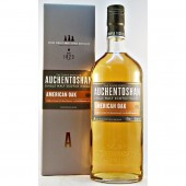 Auchentoshan American Oak Single Malt Whisky first fill casks perfect for maturing..available to buy online from specialist whisky shop whiskys.co.uk Stamford Bridge York