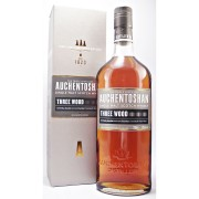 Auchentoshan Three Woods rich dark fruits, thick butterscotch, rich hazelnuts buy online at specialist whisky shop whiskys.co.uk Stamford Bridge York