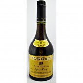 Torres 10 Gran Reserva Spanish Brandy an intense bouquet of dried fruits available buy online from specialist whisky shop whiskys.co.uk Stamford Bridge York