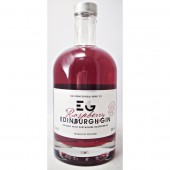 Edinburgh Raspberry Gin infused with Perthshire raspberries. buy online at specialist whisky shop whiskys.co.uk Stamford Bridge York