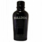 Bulldog London Dry Gin from whiskys.co.uk