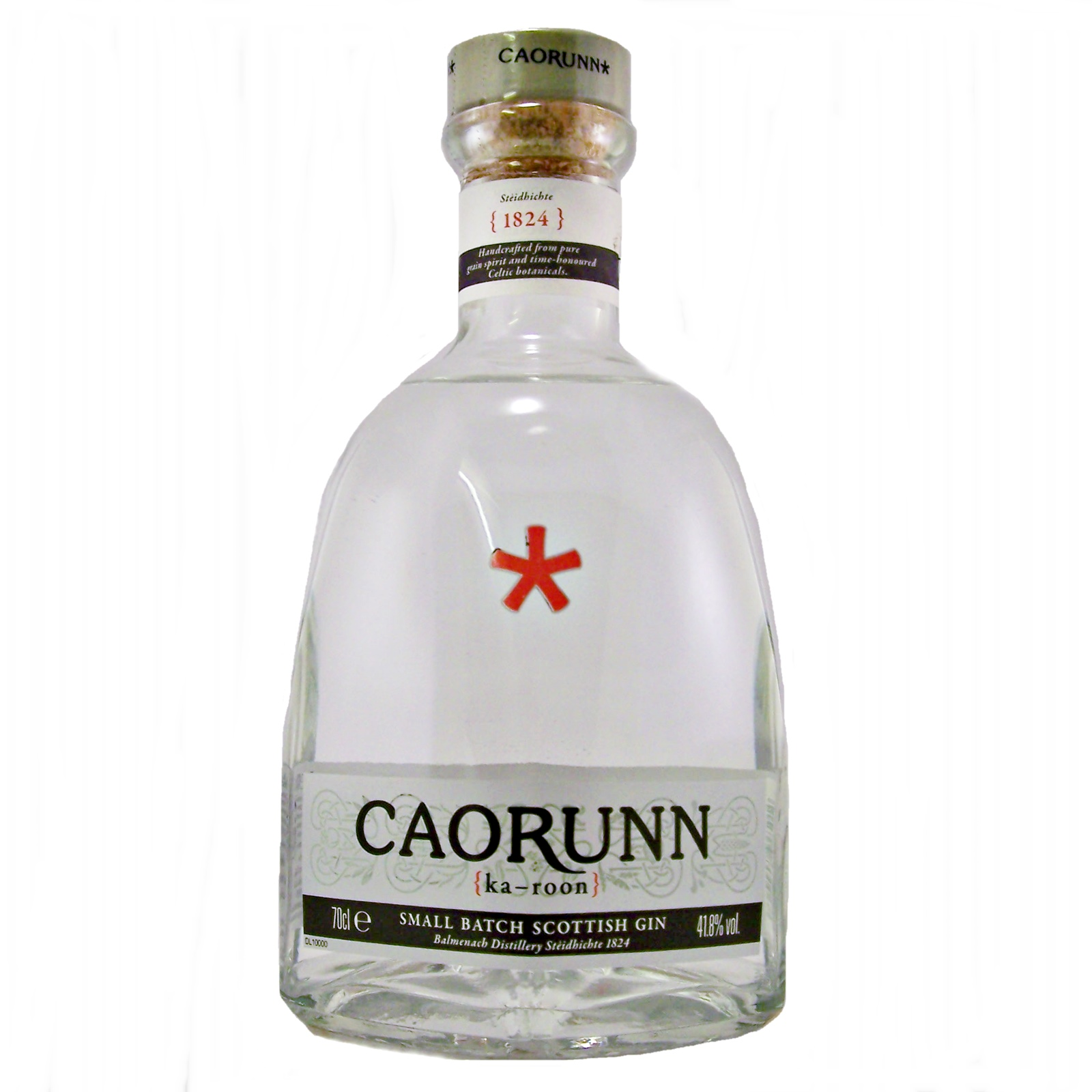 Caorunn Small Batch Scottish Gin Buy Online Whiskys Co Uk