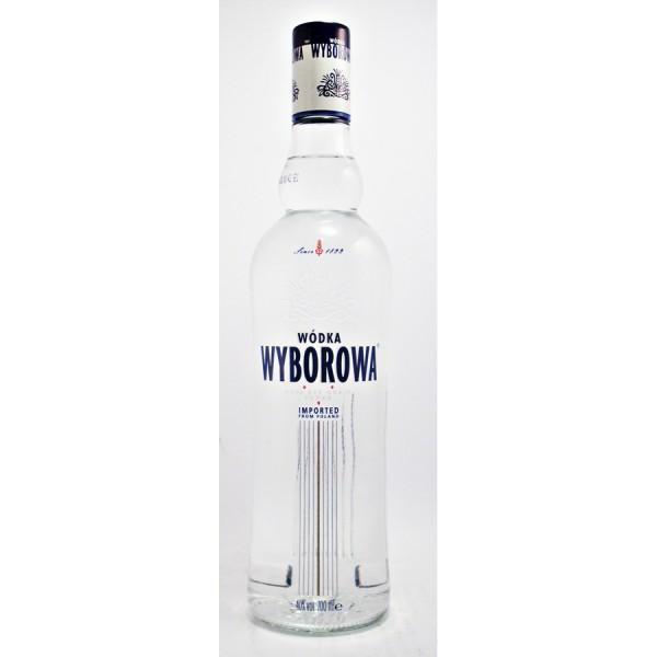 Wyborowa Polish Vodka