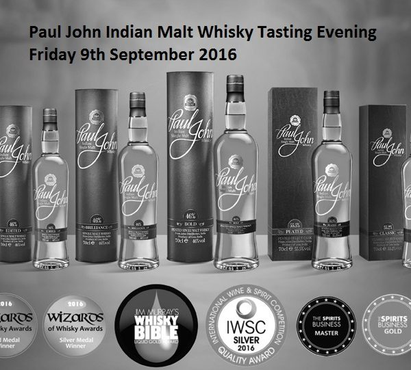 Paul John-whisky awards-banner