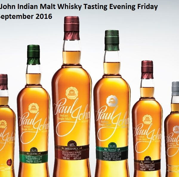 Paul john whisky collections