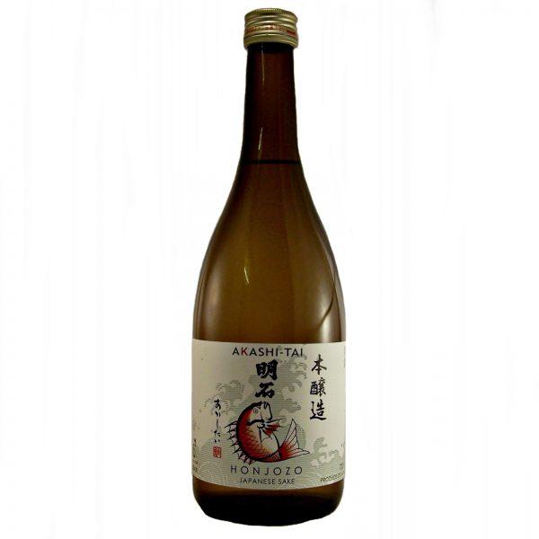 Akashi-Tai Honjozo Sake