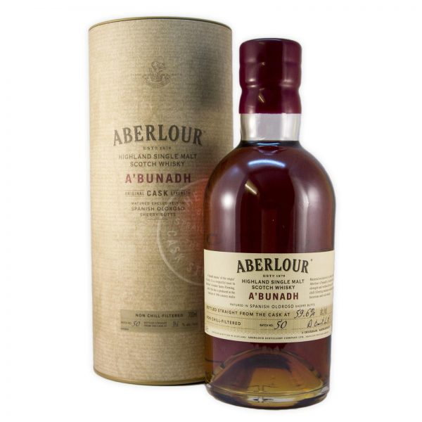 how to drink aberlour 12