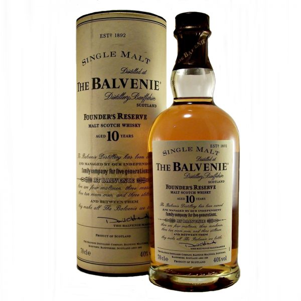 Balvenie 10 year old Founders Reserve