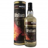 Benriach Birnie Moss Intensely Peated Speyside Malt Whisky available to buy online from specialist whisky shop whiskys.co.uk Stamford Bridge York