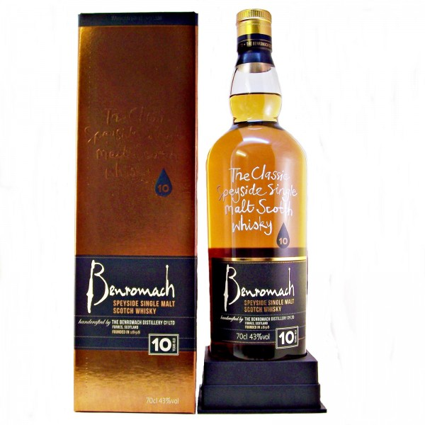 Benromach-10 Malt Whisky